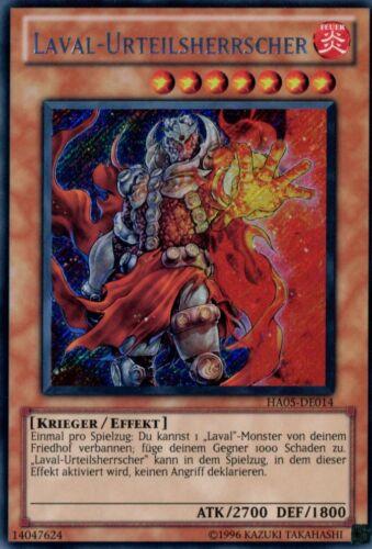 """Secret Rare aussuchen Yu-Gi-Oh Hidden Arsenal 5 /""""Steelswarm Invasion/"""""""