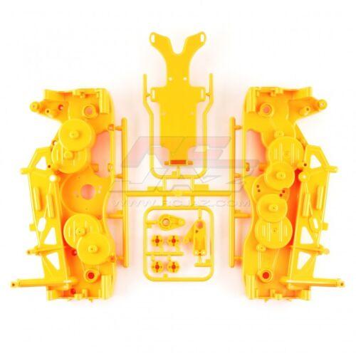 Tamiya 0008618 RC Truck GF01 Spare D Parts Chassis//Gear Box 58589//58622//GF-01