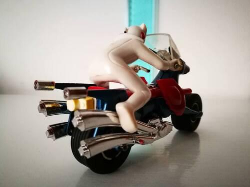 Kyashan Casshern Flender Moto Loose Grip Fabriqué Au Japon Vintage Jouet