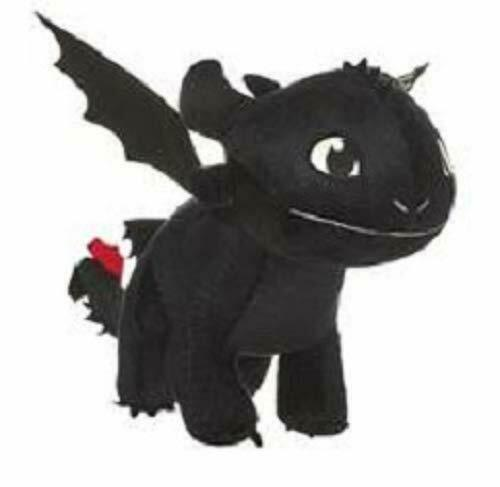 """9/"""" cómo entrenar a tu dragón el mundo oculto Juguete Suave Felpa Sin Dientes"""