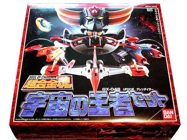 Bandai Soul of Chogokin GX-04S GOLDRAKE UFO ROBOT Grendizer Spacer Authentic