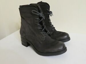 MIZ-MOOZ-LEATHER-LACE-UP-BOOTS-SLOANNE-CHARCOAL-NEW-36-37-40-41
