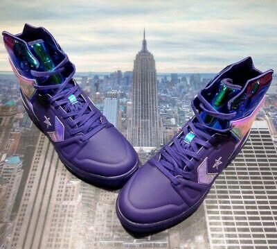 Details zu Converse ERX IMPRESS HI 163796C Purple Mens 6 13