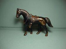 Vintage Bronze Horse Figurine  Statue 40/50's