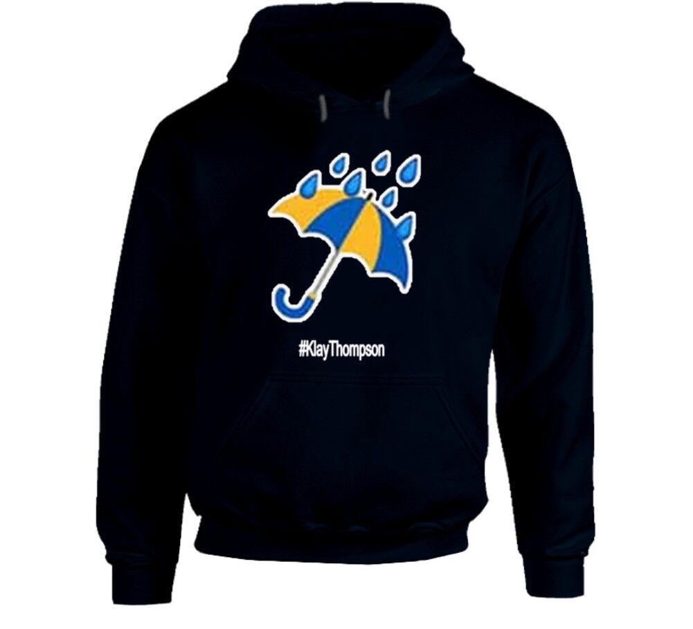 Klay Thompson All Star Basketball Hashtag Logo Cool Hoodie