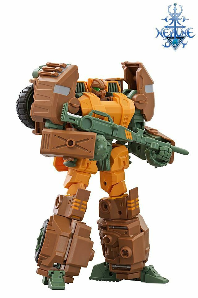 Transformers MMC R-23 Dicamus Roadbuster Action Figure NEW
