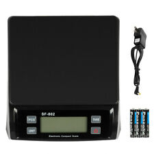 Digital Shipping Scale 66lb01oz Postal Weight Scale Postage Scale Ac Adapter