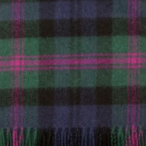 Mens Ladies Baird Tartan 100% Lambswool Scarf - Made in Scotland by ... 4265e0fc102