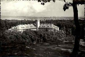 SOPRON-Odenburg-in-UNGARN-Sanatorium-alte-Postkarte-Ansichtskarte-ungelaufen