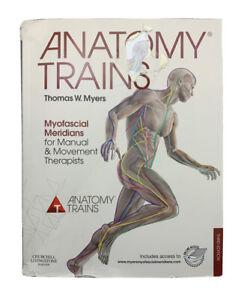 ANATOMY TRAINS 3RD Edition - MYERS, THOMAS W ...