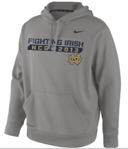 f3cbe670b65 La foto se está cargando Nike-Therma-Fit-Notre-Dame-Fighting-KO-irlandes-