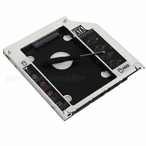 Generic 2nd Hdd Sdd Hard Drive Caddy for Apple Macbook Pro Md313 Md314 Md318 Md322 Md311