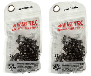 WAR-TEC-Professional-Chainsaw-Saw-Chain-FITS-STIHL-Chainsaws-PACK-OF-2