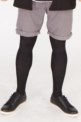 Mens Patterned Leggings Cars 60 Denier Adrian Opaque Hosiery  Size S//M L//XL
