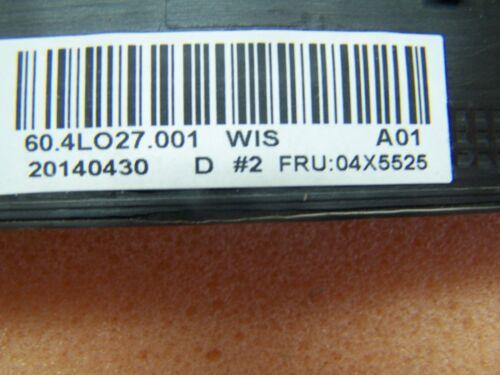 "Orig Lenovo ThinkPad W540 15/"" Lcd front bezel for Flat FHD/&FHD+ Lcd 04X5525"