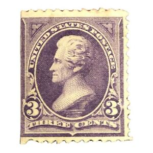 US-Stamps-253-XF-OG-H-Fresh-Scott-Value-110-00