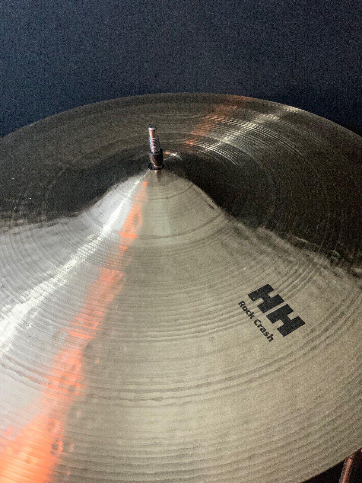 """Sabian HH 18"""" Rock Crash Cymbal"""