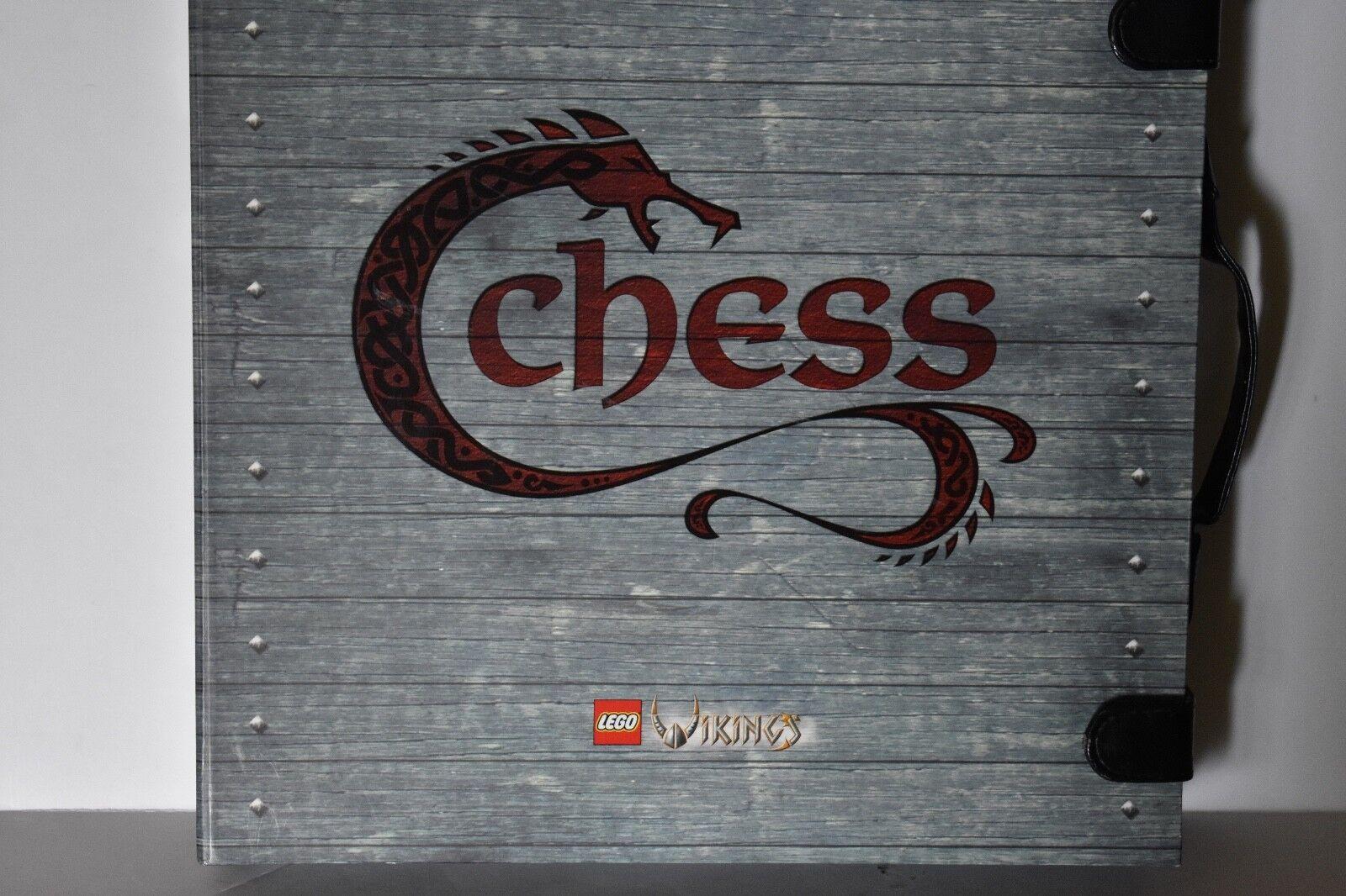 LEGO Vikings Chess Set (4499577) KOMPLETE