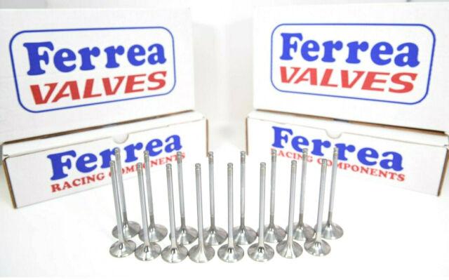 Ferrea 6000 Series STD Turbo Valves Acura Honda B18a B18b B20 Non VTEC CRV  LS