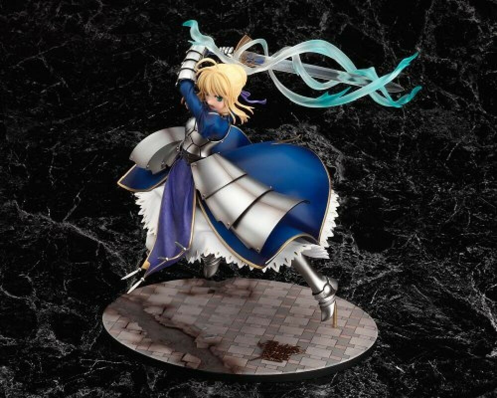 Used Fate/stay Saber night Saber Fate/stay Triumphant Excalib 1/7 Good Smile Company 912a65