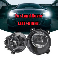 2 x Front L/&R Clear Fog Lights Lamp w// H11 Bulbs For Land Rover Discovery 03-09