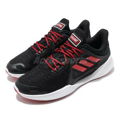 adidas ClimaCool Vent Summer.Rdy Black Red Breathe Men Running Shoes EG1117   eBay