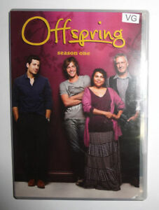Offspring-Season-One-TV-Series-4-DVD-039-s-Rated-M