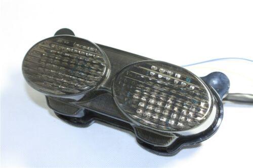 Led Tail Light Brake Integrated Turn Signal For Kawasaki ZR7S ZX6R J1//J2 G1//G2 S