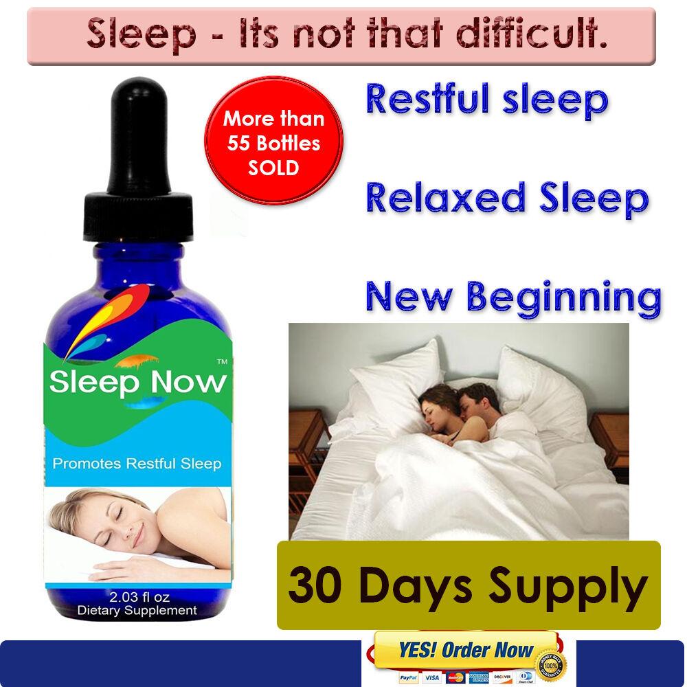 Sleep Pills Drops for Sleeplessness, Sleep Now Drops, Relaxed Sleep, Deep Sleep 1