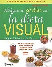 Adelgaza En 30 Dias Con La Dieta Visual Picture Perfect Weight Loss 30-ExLibrary
