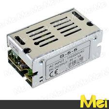 H501 alimentatore PROFESSIONALE switching 5V 1A 5W stabilizzato da interno