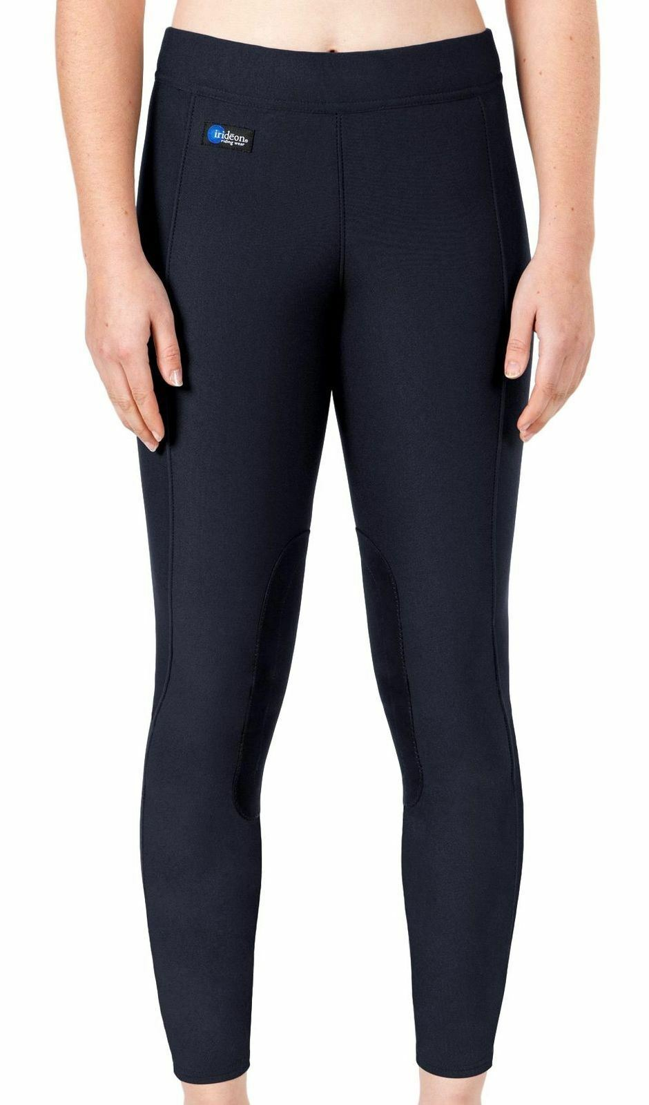 Irideon Powerstretch Plus Knee Patch Riding Breeches with Body-Contouring Panels