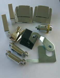 a52de9fc1a79 Details about OEM for HARLEY DAVIDSON LATCH ULTRA CLASSIC GLIDE ELECTA TOUR  PACK PAK LID LOCK