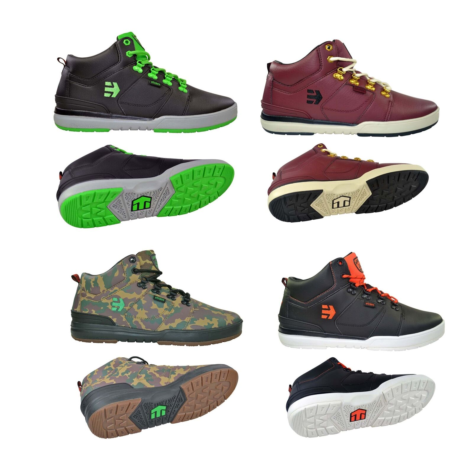 Grandes descuentos nuevos zapatos UV584 Scarpe Zapatillas LEATHER CROWN 42 uomo