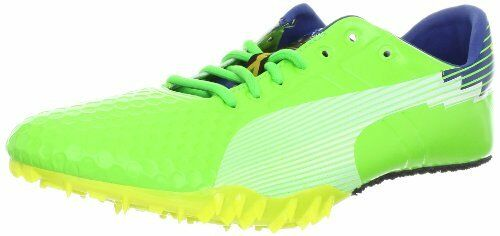 PUMA Mens Bolt Evospeed Sprint TD Track shoes- Pick SZ color.