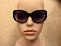 Ted Baker Sunglasses Oharra B420 Black 54-19 140 Gray Gradient Lens