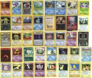 ENGLISH-PROMO-POKEMON-CARD-Carte-Choice-Choix-Mint