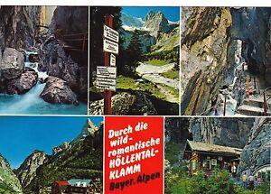 Hoellental-Klamm-Ansichtskarte