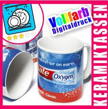 72 Stk Keramiktassen mit Ihrer Werbung, vollfarbigdruck