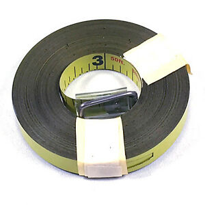 "Spencer Pro Loggers Tape REFILL 3/8"" 50' for Model 950 Heavy Duty Arborist 65119"
