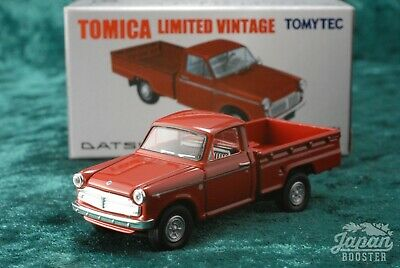 TOMICA LIMITED VINTAGE JP CAR ERA VOL2 DATSUN 1200 TRUCK 320 North America