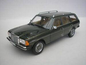 Mercedes-Benz-200t-200-T-S123-1980-Green-Metallic-1-18-NOREV-183730-New