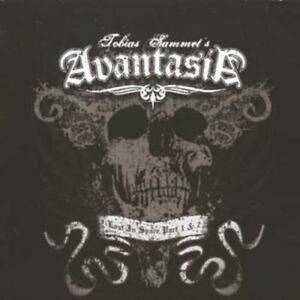 Avantasia-Lost-in-Space-Part-1-and-2-CD-2008-NEW-Fast-and-FREE-P-amp-P