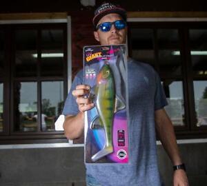 """Fox Rage Giant Replicant 35cm 14"""" UV / Soft Plastic Fishing Lures Pike"""
