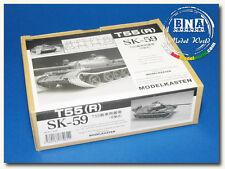 ModelKasten SK-59 Workable Track Set for 1/35 Russian T-55(R) for Tamiya kit