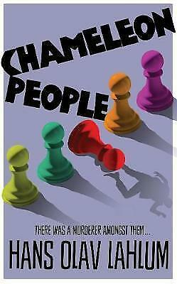 1 of 1 - Chameleon People (K2 and Patricia series)-ExLibrary