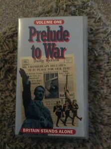 VOLUME 1 PRELUDE TO WAR BRITAIN STANDS ALONE READERS DIGEST VIDEO VHS - Edinburgh, United Kingdom - VOLUME 1 PRELUDE TO WAR BRITAIN STANDS ALONE READERS DIGEST VIDEO VHS - Edinburgh, United Kingdom