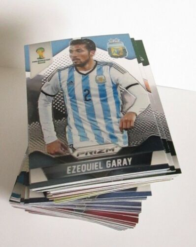 PANINI PRIZM WORLD CUP BRAZIL 2014 PICK ANY 10 CARDS FROM THE LIST