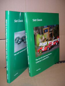 SLOT-CLASSIC-2-books-034-Collector-039-s-Guide-Part-I-034-amp-034-Collector-039-s-Guide-Part-II-034