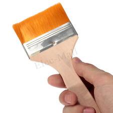 Fundamentals Paint Brush Set Long Handled For Decorative Arts Watercolor Oils,